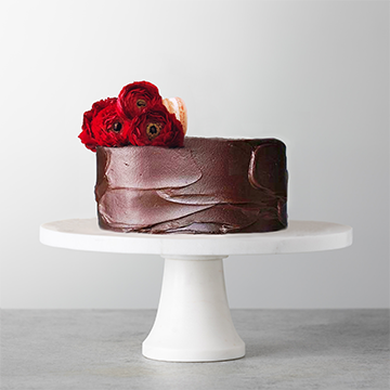 Chocolate Frida Cake