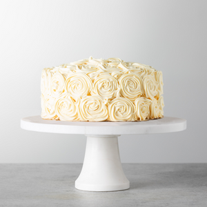 The Evercake classic rosette cake, NYC delivery