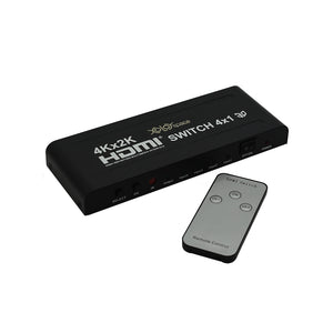 XOLORspace 23042P 4 Port HDMI Switcher 4k 60hz 4:2:2 supports PIP (picture-in-picture)
