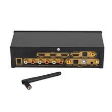 XOLORspace DU98 3X1 4K HDMI switcher with 5.1CH Digital Audio System 4K HDMI DTS Dolby AC-3, LPCM Audio Decoder