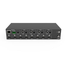 XOLORspace 46441S 4x4 4K 60HZ 4:4:4 HDR HDMI Matrix Switcher with 4k to 1080p downscaler and audio extractor / IP control