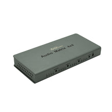 XOLORspace 5144 SPDIF fiber audio 4x4 matrix switching