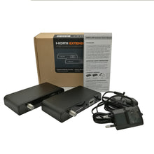 LENKENG LKV379 H.264 HDMI Extender over Coaxial Cable up to 700m supports one-to-many and matrix