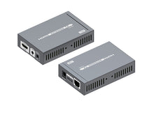 LENKENG LKV375N HDMI 4K 30Hz HDBaseT Extender over Cat5/6/7 cable up to 229.6ft /70m with IR and PoE