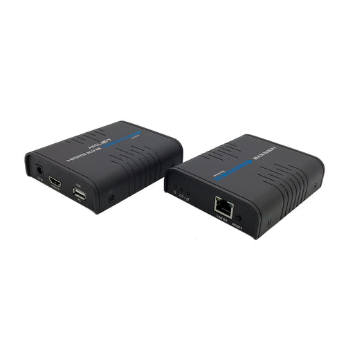 LENKENG LKV373KVM HDMI KVM over IP up to 150 meters / 492ft by CAT6