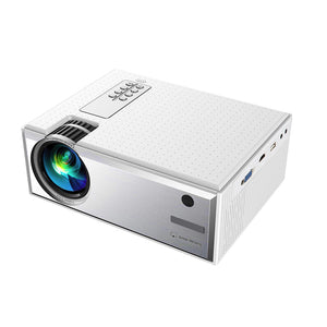 X7PRO 1200:1 1800 lumens Full HD Home Teater projector with HDMI/USB/VGA(PC)/Composite AV/ 3.5mm Headphone jack ( output)