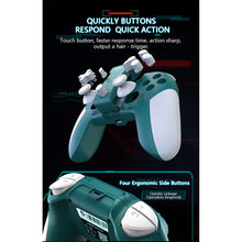 XOLORspace G06 Emulator & Android Mobile Game 2-in-1 Wired Game Controller
