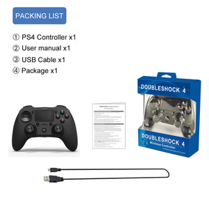 XOLORspace X912 PS4 /PS 4 PRO game controller accessories 6-axis USB plug line wireless Bluetooth PS4PRO SLIM host game controller