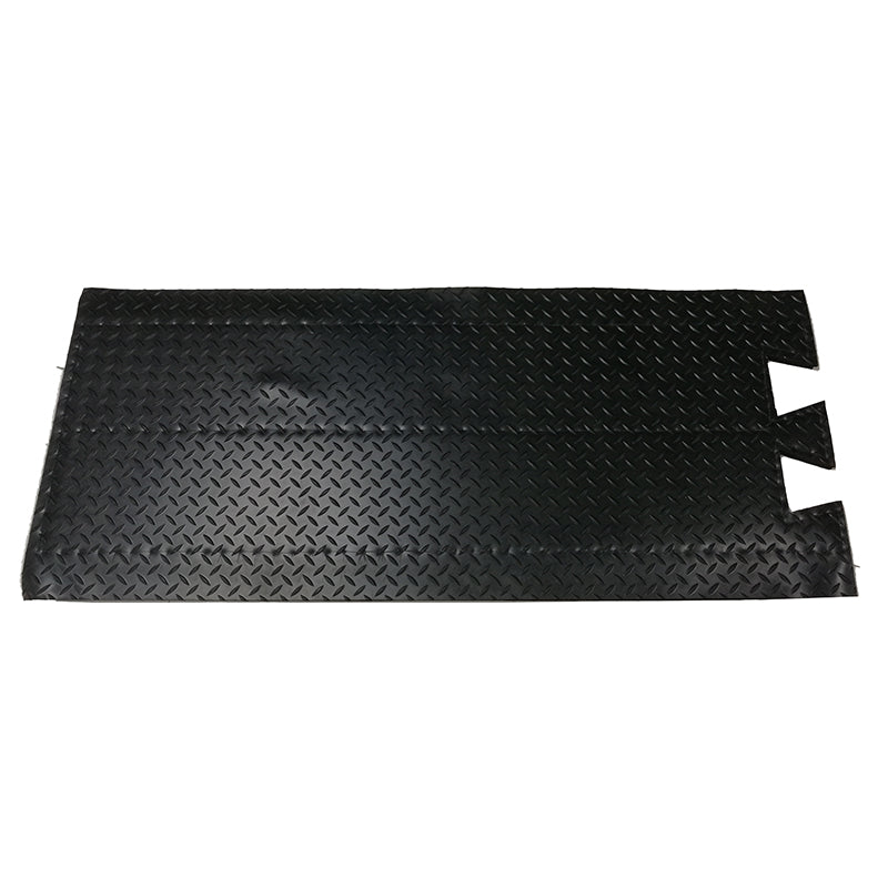 XOLORspace UHF 5dbi floor mat antenna for marathon racing, Circular polarization
