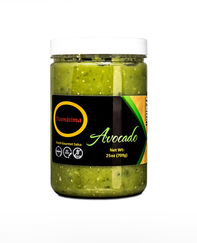 Avocado Salsa 25 oz.