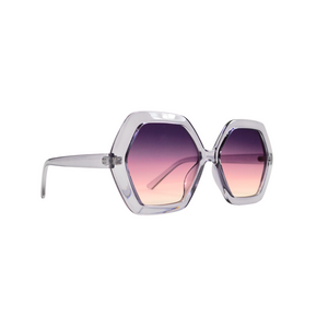 Purple Shade Sunglasses