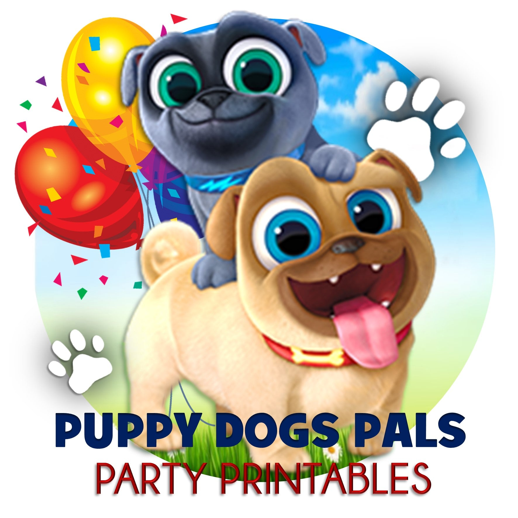 PUPPY DOGS PALS INSPIRATION