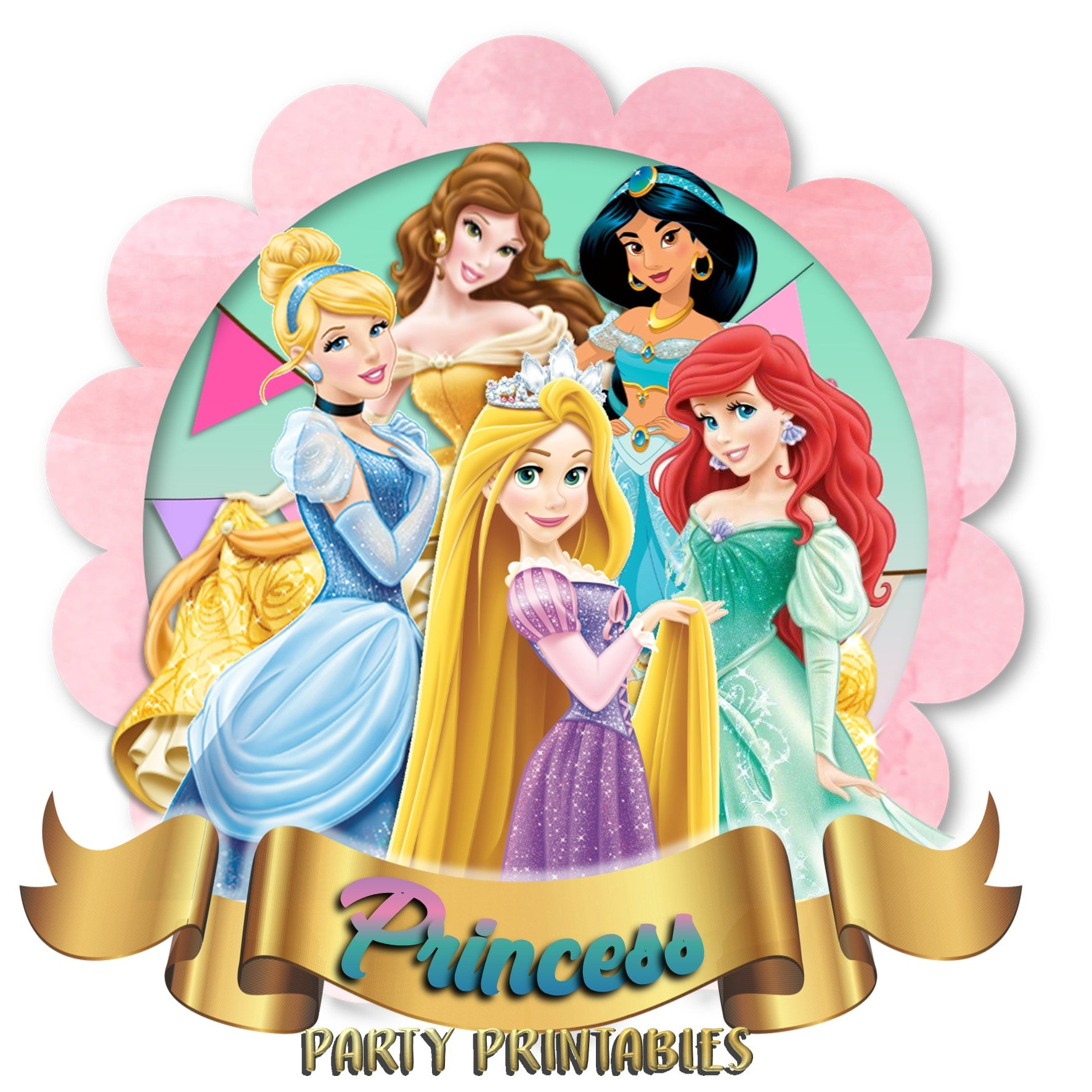 PRINCESS DISNEY INSPIRATION