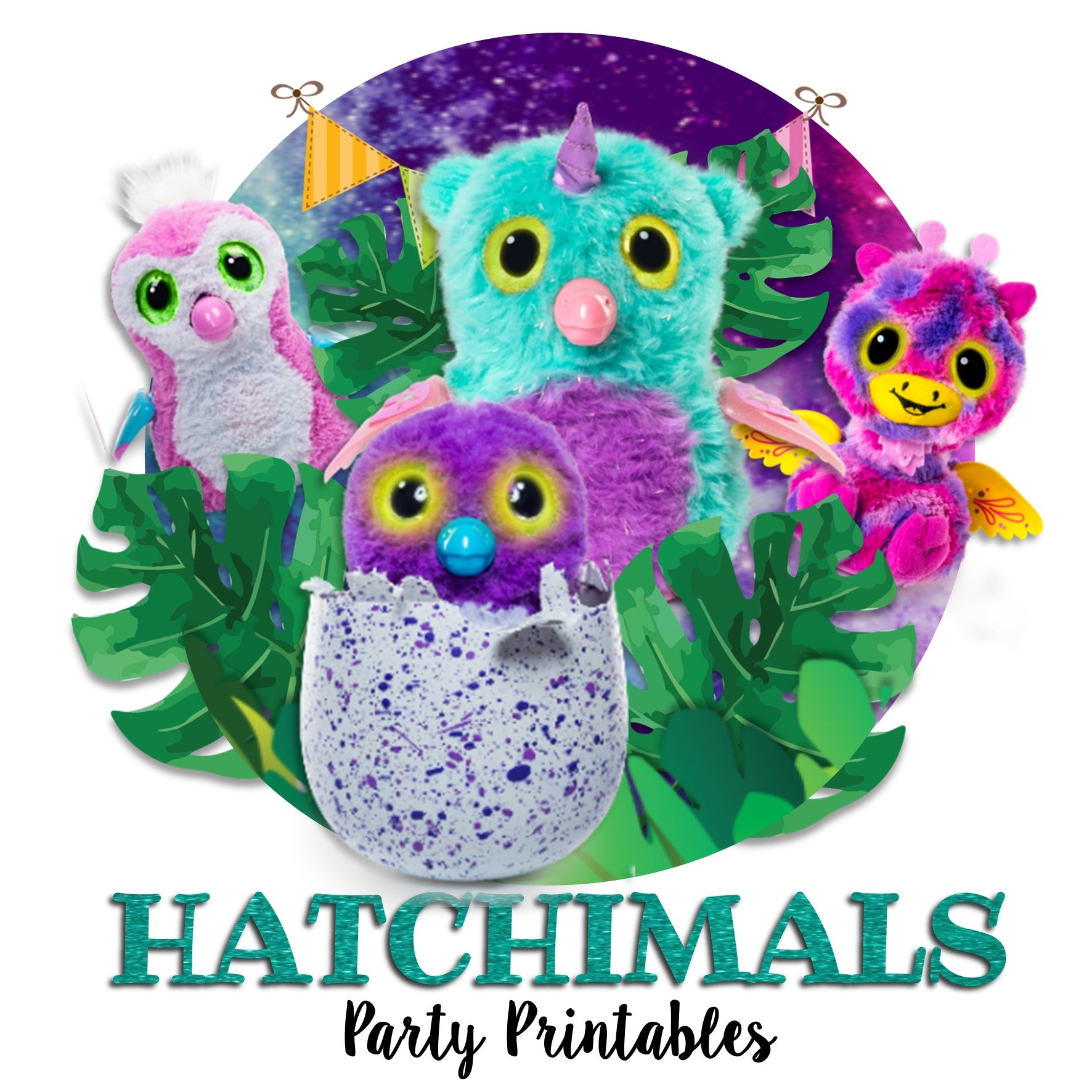 HATCHIMALS INSPIRATION