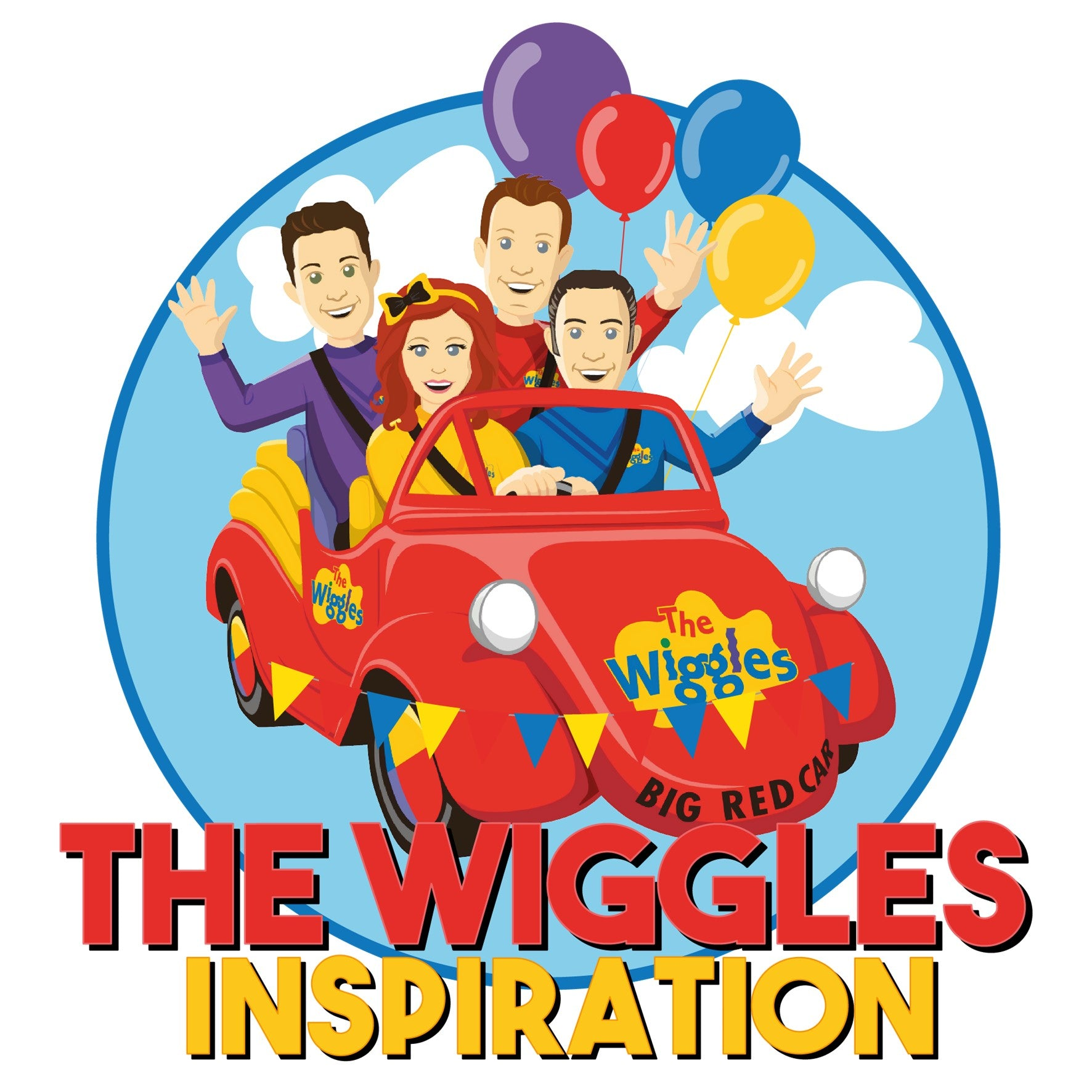 THE WIGGLES BIRTHDAY PARTY
