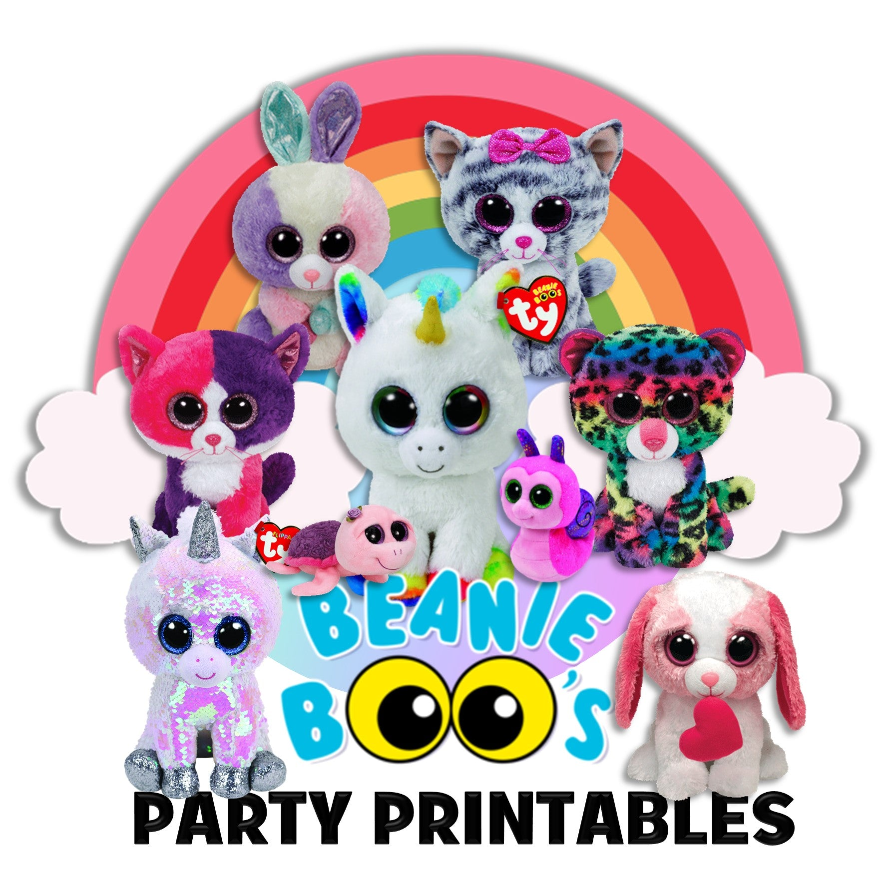 BEANIE BOO PARTY INSPIRATION