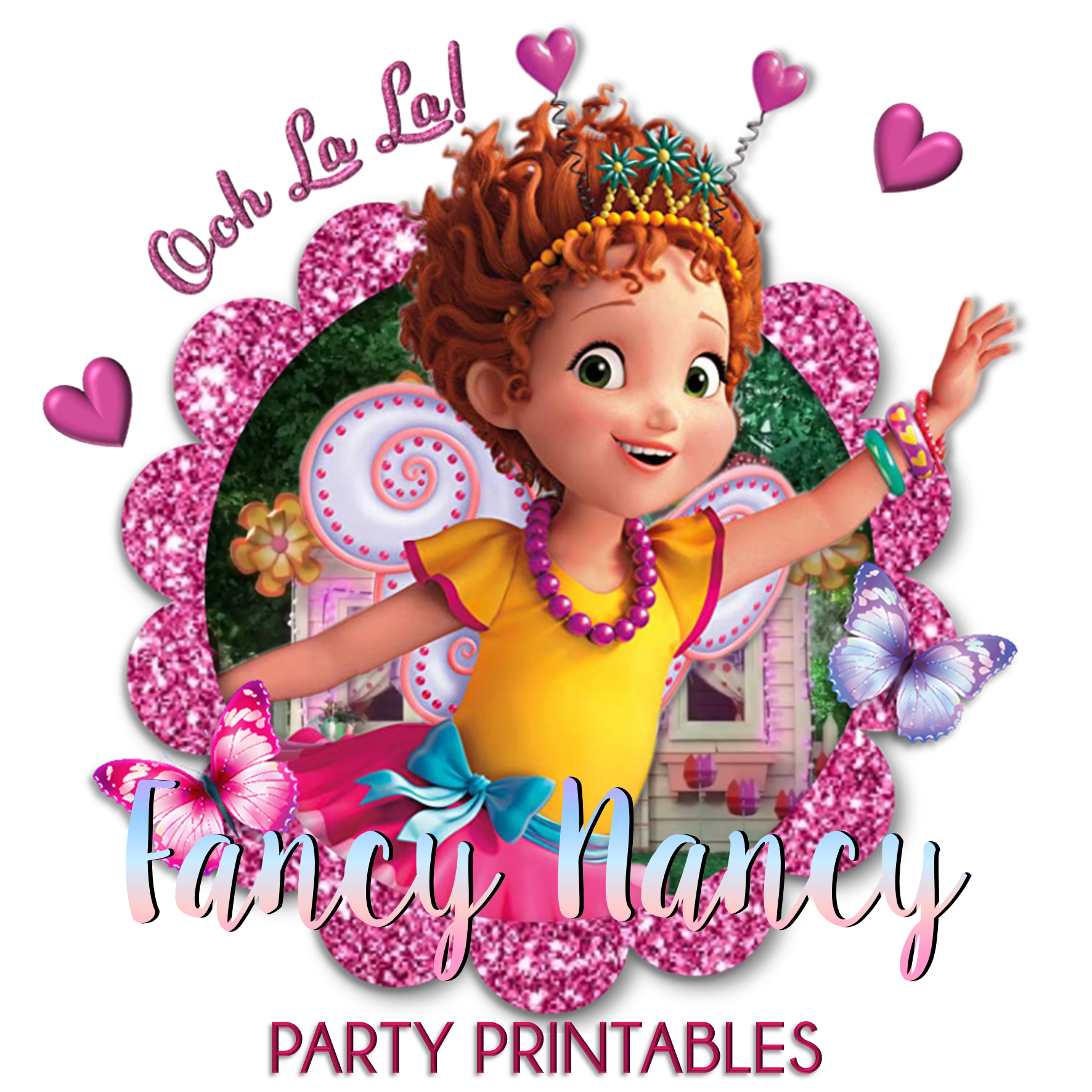 FANCY NANCY INSPIRATION
