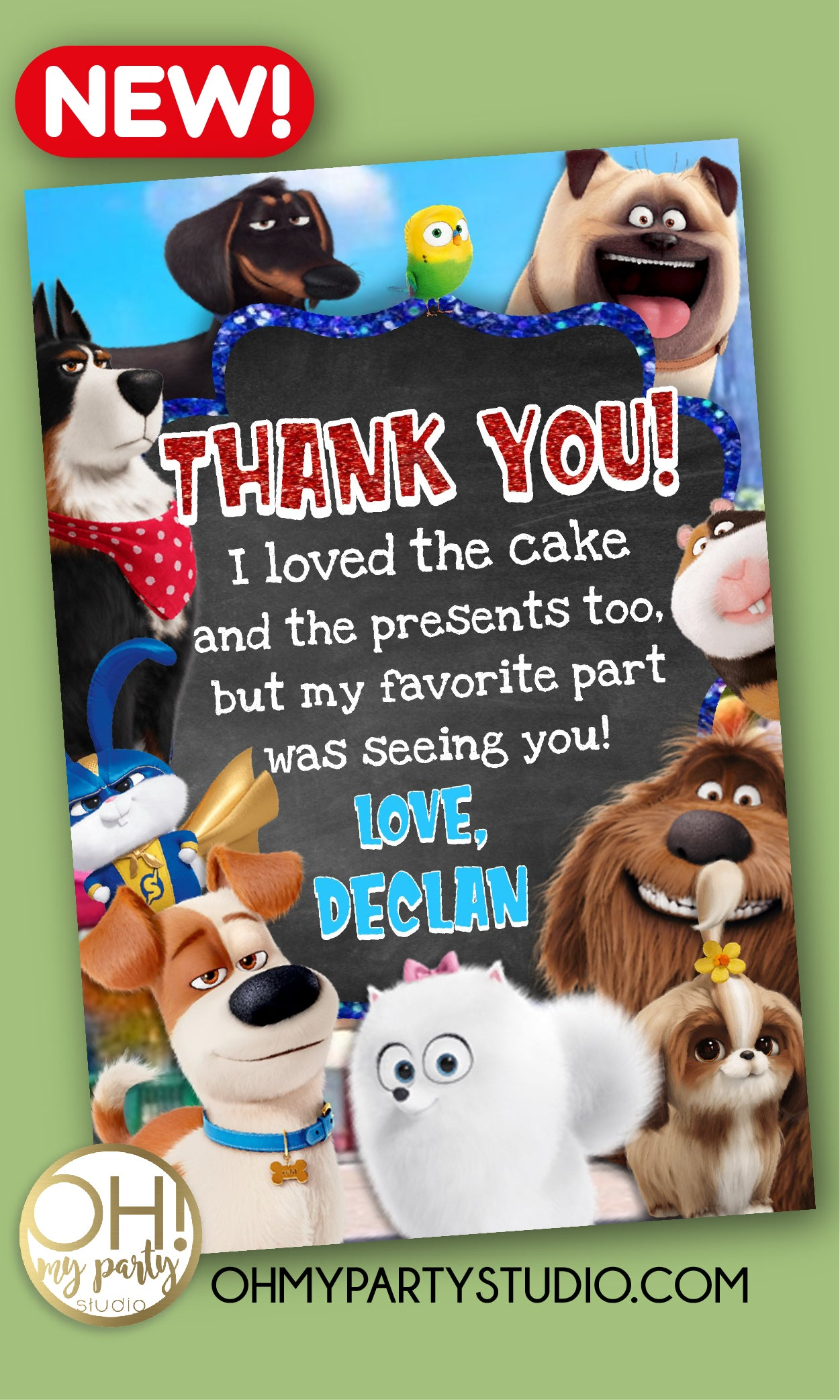 SECRET LIFE OF PETS THANK YOU CARD, SECRET LIFE OF PETS BIRTHDAY, SECRET LIFE OF PETS PARTY IDEAS, SECRET LIFE OF PETS BIRTHDAY PARTY, SECRET LIFE OF PETS PARTY, SECRET LIFE OF PETS FAVORS, SECRET LIFE OF PETS THANK YOU, SECRET LIFE OF PETS CARD, SECRET LIFE OF PETS PARTY PRINTABLES, SECRET LIFE OF PETS PARTY SUPLLIES