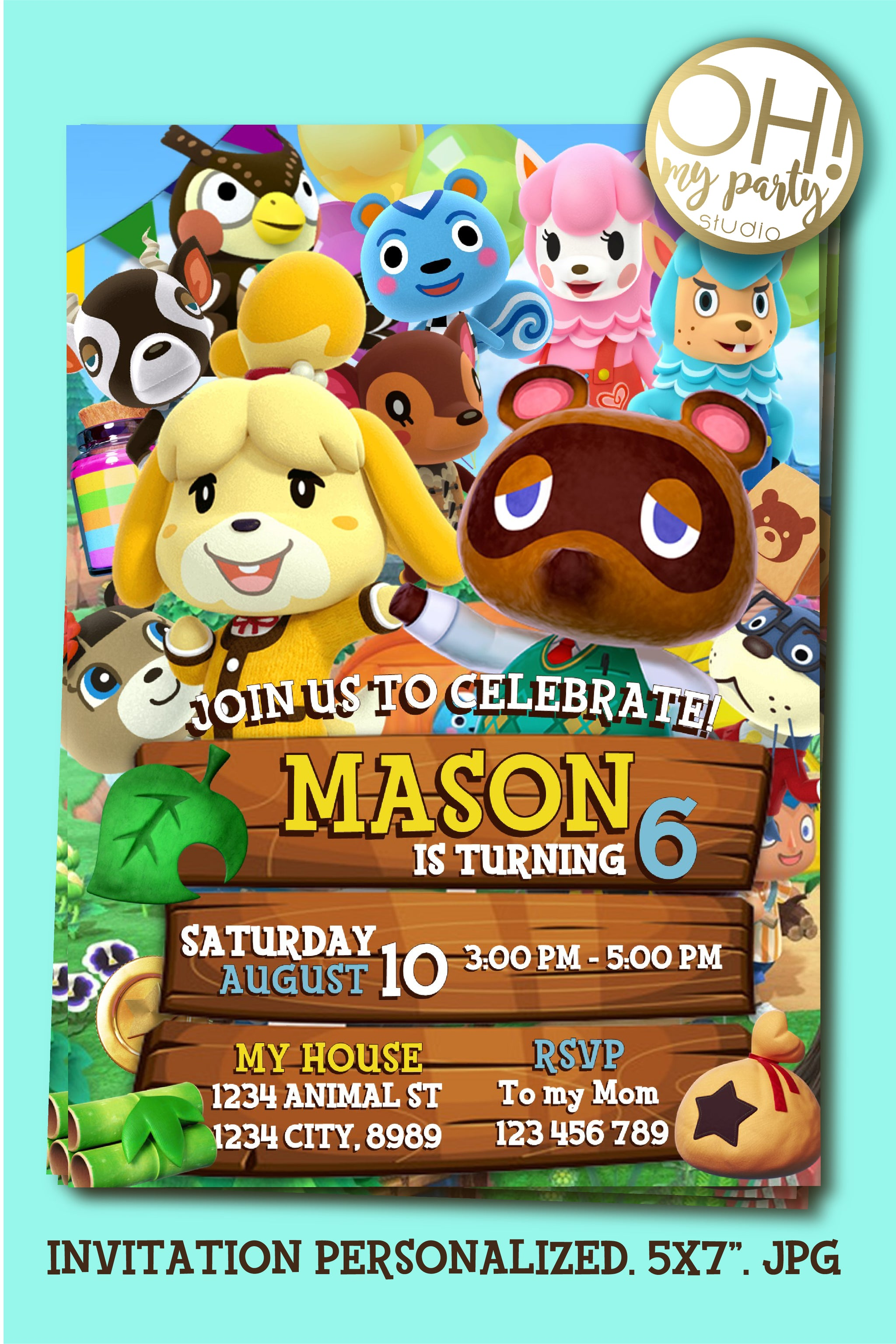 ANIMAL CROSSING BIRTHDAY, ANIMAL CROSSING PARTY, ANIMAL CROSSING BIRTHDAY PARTY, ANIMAL CROSSING INVITATION, ANIMAL CROSSING INVITATIONS, ANIMAL CROSSING DIGITAL INVITATION, ANIMAL CROSSING INVITE, ANIMAL CROSSING PARTY INVITATION, ANIMAL CROSSING BIRTHDAY INVITATION, ANIMAL CROSSING PARTY IDEAS, ANIMAL CROSSING BIRTHDAY, ANIMAL CROSSING BIRTHDAY INVITATION, ANIMAL CROSSING PARTY SUPPLIES