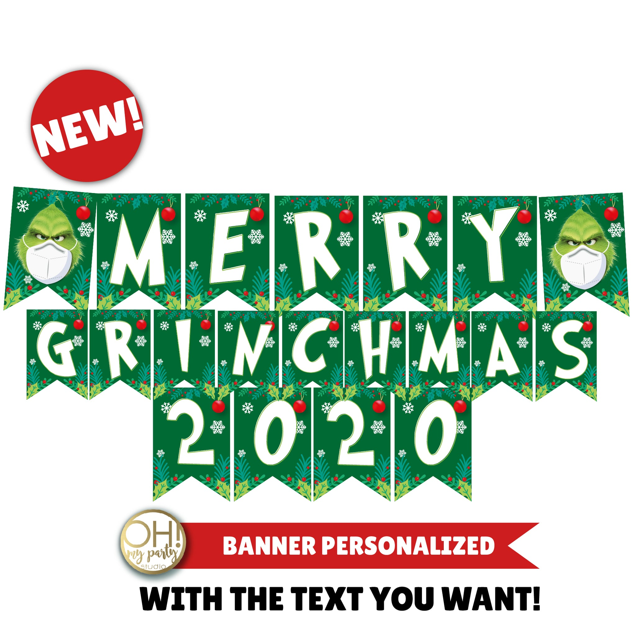 BANNER GRINCH, BANNER CHIRSTMAS 2020, BANNER CHRISTMAS PERSONALIZED, GRINCHMAS PARTY DECORATIONS, BANNER GRINCHMAS, GRINCHMAS DECORATIONS, GRINCHMAS PARTY SUPPLIES, GRINCHMAS 2020, GRINCH PARTY DECORATIONS, GRINCH BIRTHDAY PARTY, GRINCH BIRTHDAY, GRINCH PARTY, GRINCH 2020, GRINCH CORONAVIRUS, GRINCH COVID 19, GRINCH COVID, CHRISTMAS COVID