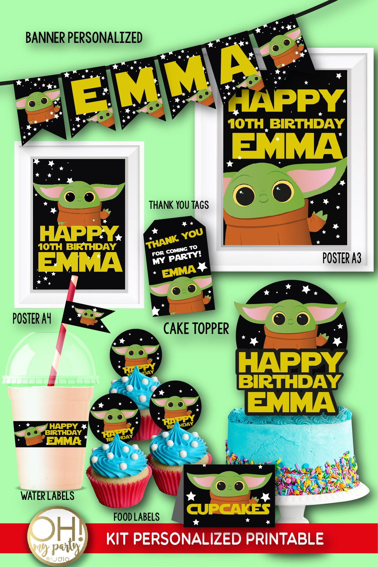 BABY YODA PARTY IDEAS, BABY YODA PARTY DECORATIONS, BABY YODA PARTY SUPPLIES, BABY YODA PARTY, BABY YODA BIRTHDAY, BABY YODA BANNER, BABY YODA CAKE, THE MANDALORIAN PARTY DECORATIONS, THE MANDALORIAN PARTY IDEAS, THE MANDALORIAN BIRTHDAY PARTY, THE MANDALORIAN PARTY PRINTABLES, THE MANDALORIAN PARTY SUPPLIES, BABY YODA BIRTHDAY PARTY SUPPLIES, BABY YODA BIRTHDAY PARTY DECORATIONS