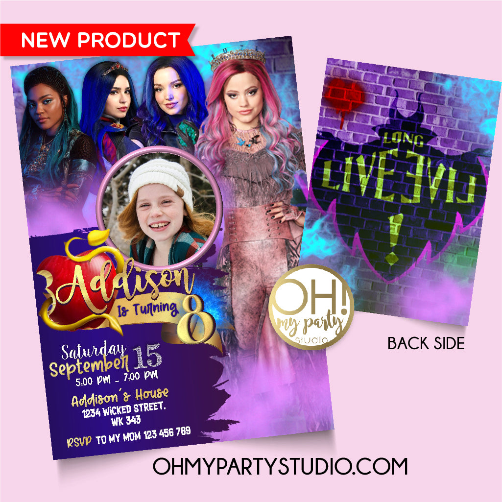 DESCENDANTS 3 BIRTHDAY PARTY INVITATION, DESCENDANTS 3 PARTY, DESCENDANTS 3 INVITATION, DESCENDANTS 3 INVITATIONS, DESCENDANTS 3 PARTY IDEAS, DESCENDANTS 3 BIRTHDAY, DESCENDANTS 3 INVITE, DESCENDANTS 3 CARD, DESCENDANTS 3 PARTY PRINTABLES, DESCENDANTS 3 BIRTHDAY PARTY, DESCENDANTS PARTY IDEAS, DESCENDANTS INVITATIONS, DESCENDANTS DIGITAL INVITATION