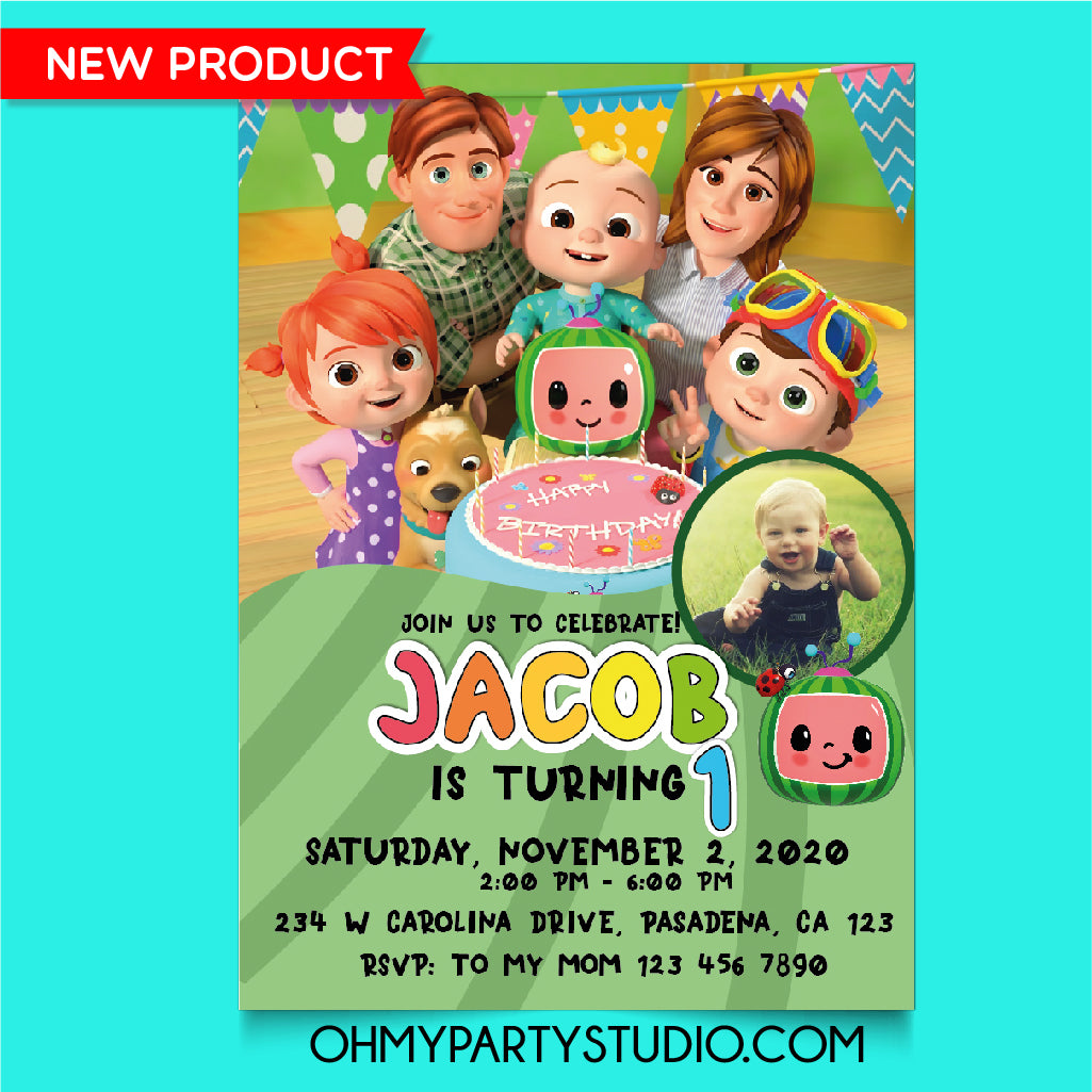 COCOMELON BIRTHDAY PARTY INVITATION, COCOMELON PARTY, COCOMELON BIRTHDAY, COCOMELON PARTY IDEAS, COCOMELON INVITATION, COCOMELON INVITE, COCOMELON INVITATIONS, COCOMELON DIGITAL INVITATION, COCOMELON BIRTHDAY PARTY, COCOMELON PARTY DECORATIONS, COCOMELON PARTY PRINTABLES, COCOMELON PARTY SUPPLIES