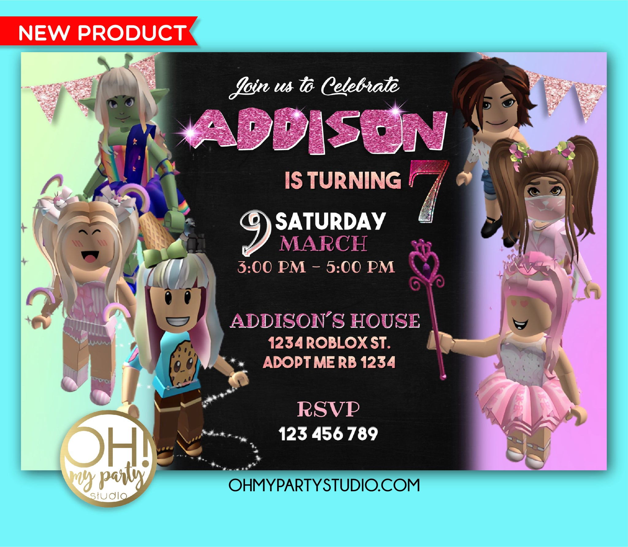ROBLOX BIRTHDAY PARTY INVITATION, ROBLOX INVITATION GIRL, ROBLOX BIRTHDAY INVITATION, ROBLOX BIRTHDAY INVITATION, ROBLOX BIRTHDAY PARTY, ROBLOX BIRTHDAY PARTY IDEAS, ROBLOX INVITATION, ROBLOX INVITE, ROBLOX BIRTHDAY, ROBLOX PRINTABLES, ROBLOX DECORATIONS, ROBLOX PARTY INVITE, ROBLOX PARTY, ROBLOX INVITATIONS