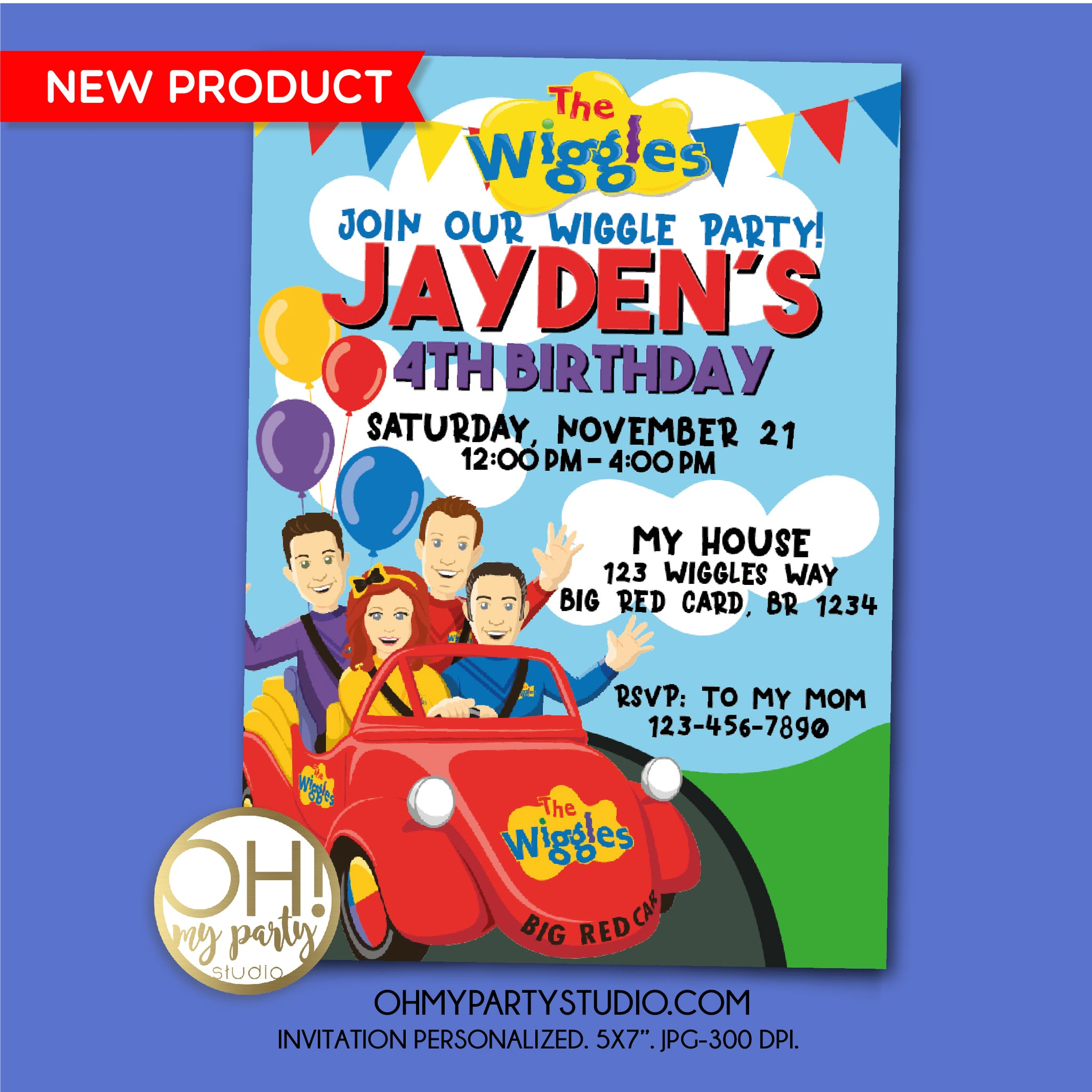 THE WIGGLES BIRTHDAY PARTY INVITATION, THE WIGGLES INVITATIONS, THE WIGGLES INVITATIONS, THE WIGGLES BIRTHDAY PARTY, THE WIGGLES INVITE, THE WIGGLES BIRTHDAY INVITATION, THE WIGGLES PARTY IDEAS, THE WIGGLES PARTY DECORATIONS, THE WIGGLES PARTY PRINTABLES, THE WIGGLES INVITATION, THE WIGGLES DIGITAL INVITATION