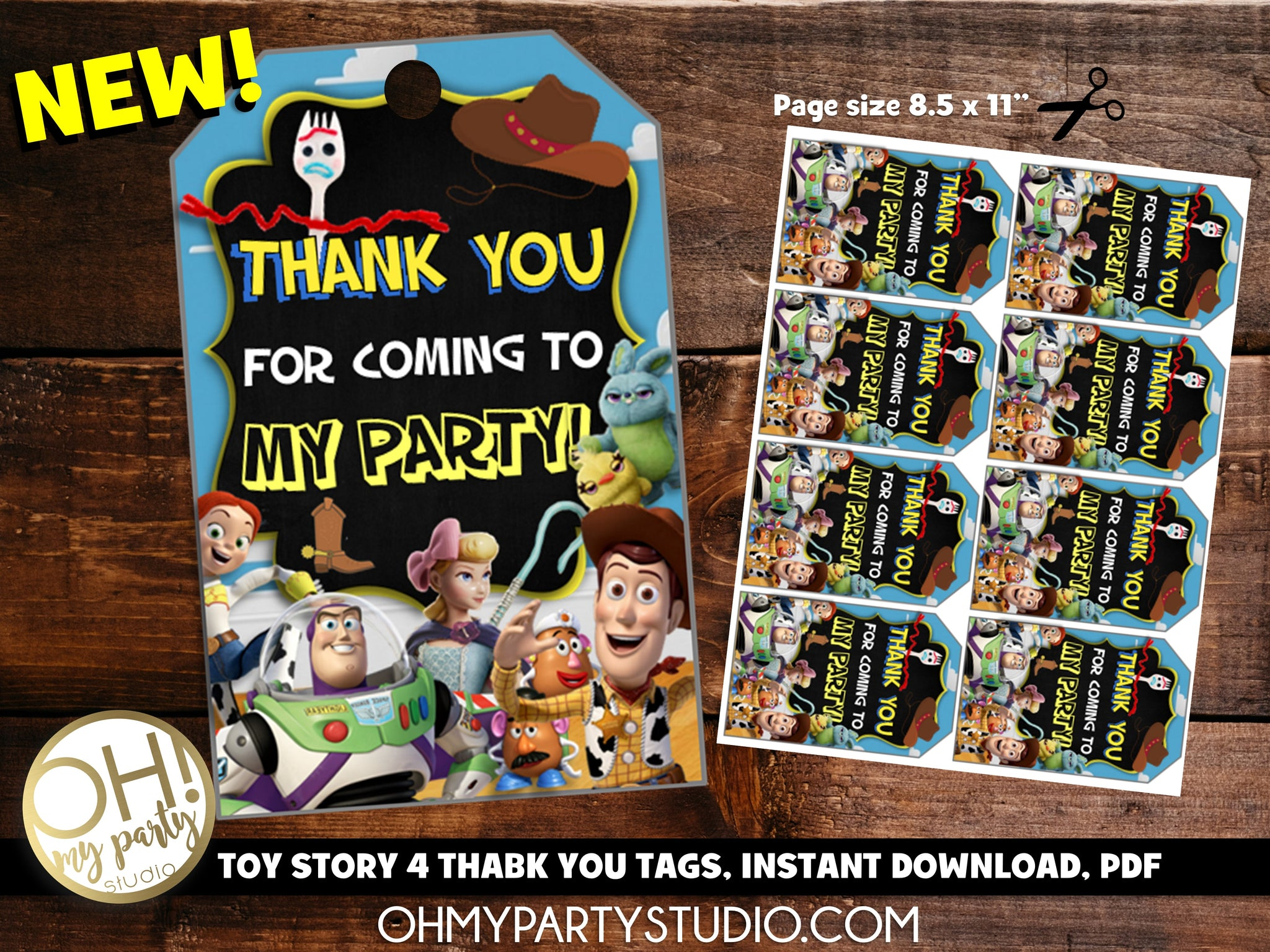 TOY STORY 4 THANK YOU TAGS PERSONALIZED, TOY STORY 4 THANK YOU TAGS, TOY STORY THANK YOU TAGS, TOY STORY 4 PARTY, TOY STORY 4 BIRTHDAY, TOY STORY 4 PARTY IDEAS, TOY STORY 4 PARTY DECORATION, TOY STORY 4 INVITATION, TOY STORY 4 INVITATIONS, TOY STORY 4 BIRTHDAY, TOY STORY 4 PRINTABLES, TOY STORY 4 INVITE