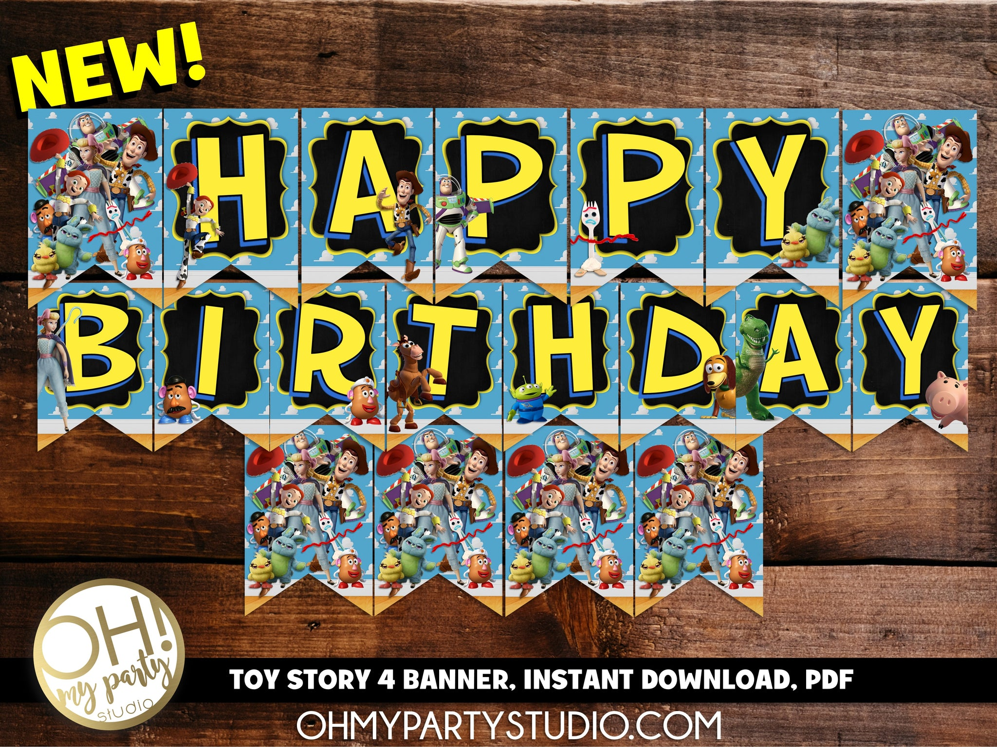 TOY STORY 4 BANNER, TOY STORY 4 INVITATION, TOY STORY 4 INVITATIONS, TOY STORY 4 PARTY, TOY STORY 4 BIRTHDAY, TOY STORY 4 PARTY PRINTABLES, TOY STORY 4 BIRTHDAY PARTY, TOY STORY 4 DECORATIONS, TOY STORY 4