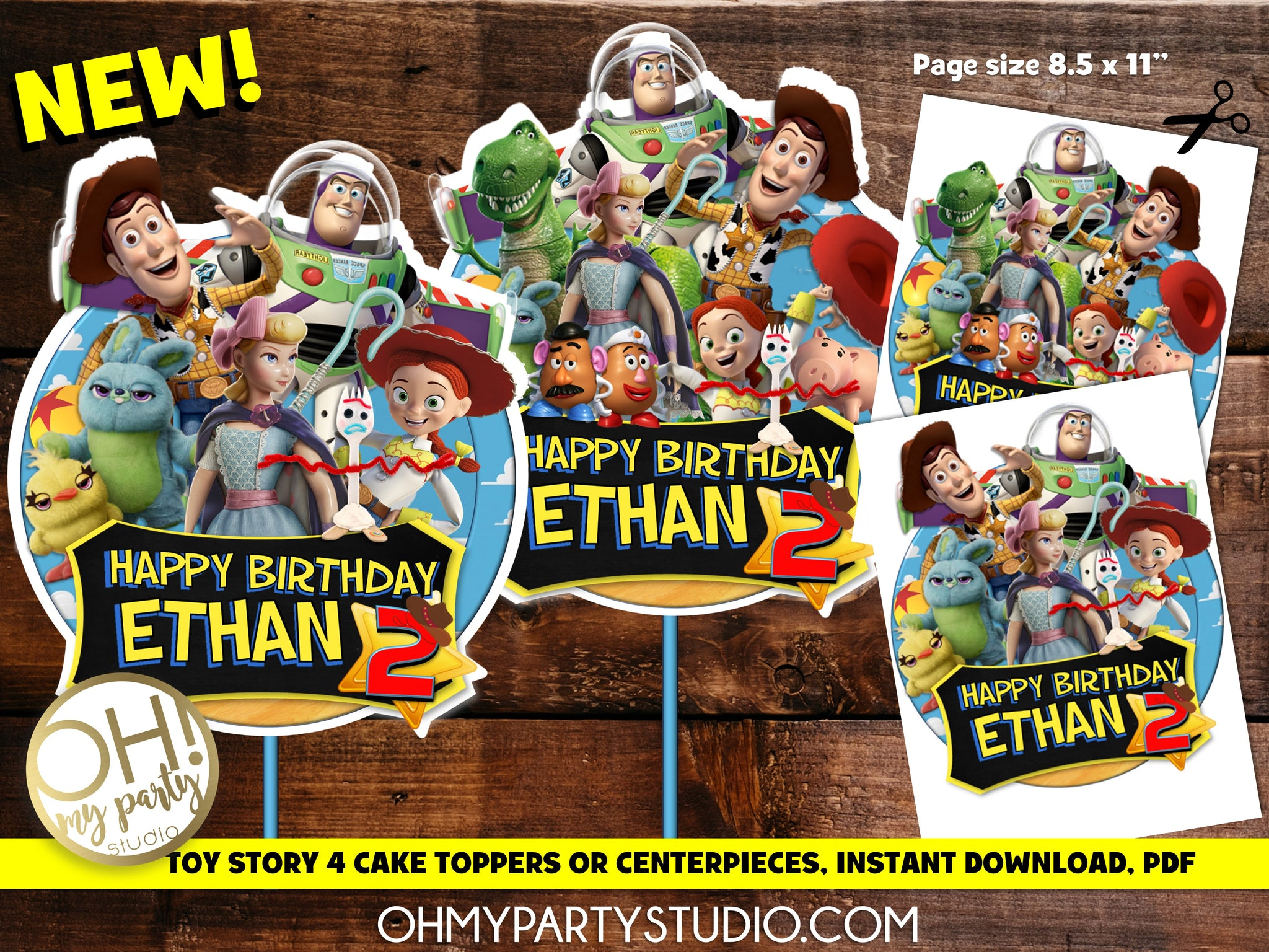TOY STORY 4 CAKE TOPPER, TOY STORY 4 PARTY IDEAS, TOY STORY 4 CENTERPIECES, TOY STORY 4 BIRTHDAY, TOY STORY 4 BIRTHDAY PARTY, TOY STORY 4 INVITATION, TOY STORY 4 INVITATIONS, TOY STORY 4 PARTY