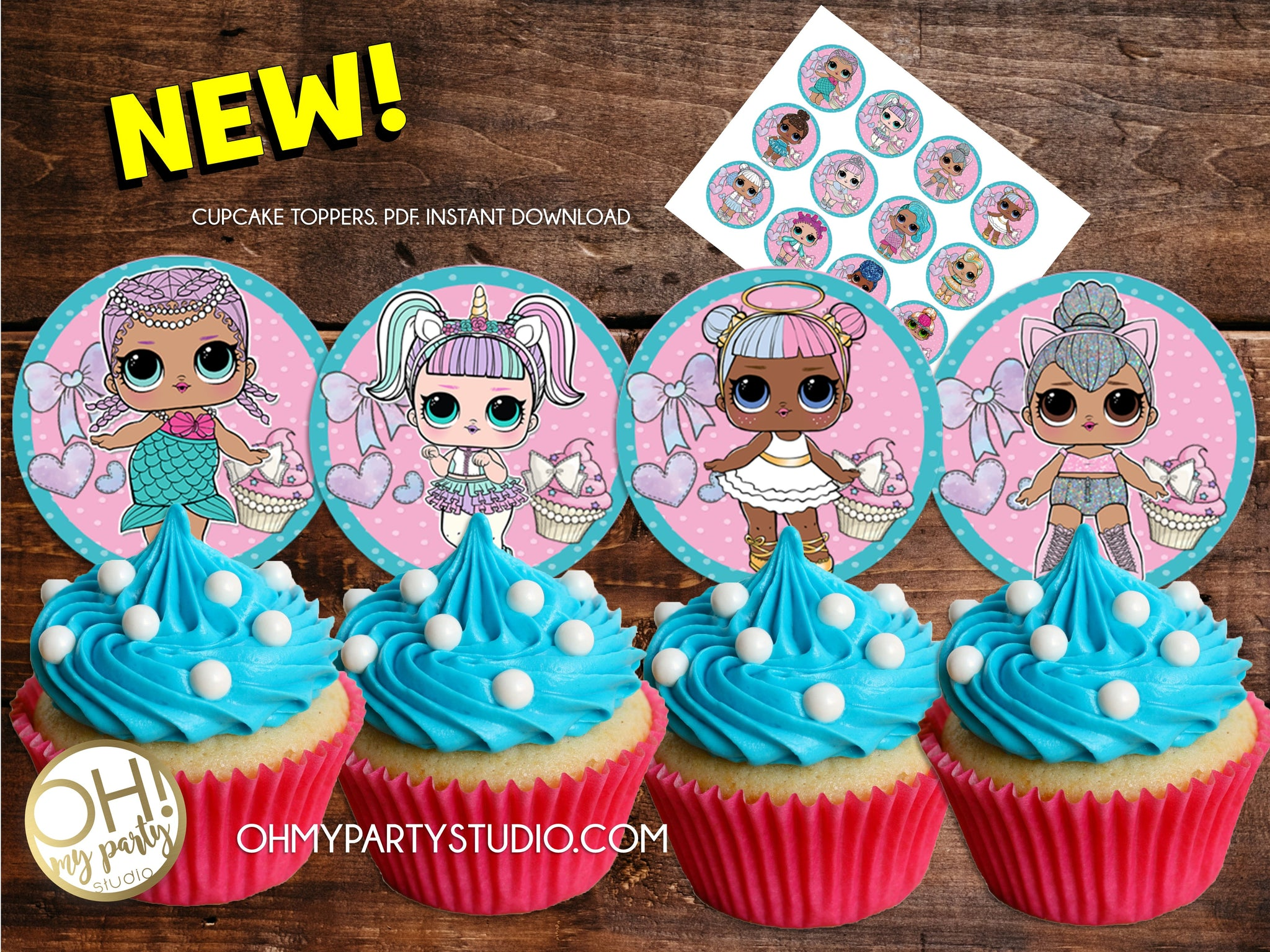 LOL DOLLS PARTY IDEAS, LOL DOLLS BIRTHDAY PARTY, LOL DOLLS PARTY, LOL DOLLS BIRTHDAY, LOL DOLLS PARTY PRINTABLE, LOL DOLLS BIRTHDAY PARTY, LOL DOLLS PARTY PRINTABLES, LOL DOLLS INSTANT DOWNLOAD, LOL DOLLS CUPCAKE TOPPERS, LOL DOLLS BANNER, LO SURPRISE PARTY IDEAS, LOL SURPRISE DECORATIONS, LOL SURPRISE PARTY PRINTABLES, LOL SURPRISE PARTY SUPPLIES, LOL SURPRISE PARTY DECORATIONS