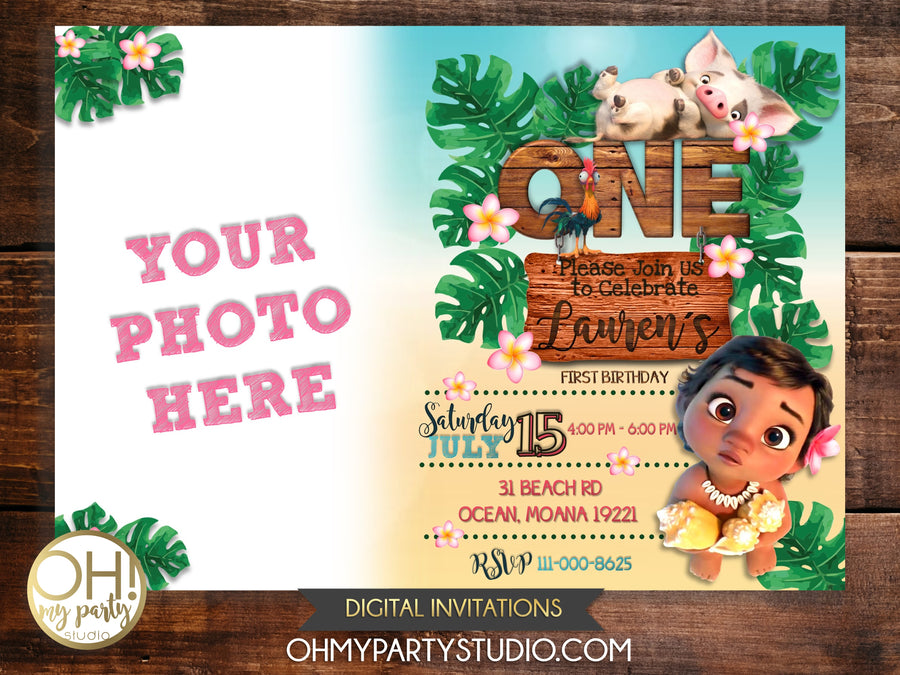 BABY MOANA BIRTHDAY PARTY INVITATION, BABY MOANA BIRTHDAY, BABY MOANA PARTY, BABY MOANA INVITATION, BABY MOANA INVITATIONS, BABY MOANA BIRTHDAY PARTY, BABY MOANA PRINTABLE, BABY MOANA PARTY IDEAS, BABY MOANA INVITATION DIGITAL, BABY MOANA DECORATIONS, BABY MOANA CAKE TOPPER, BABY MOANA CUPCAKE TOPPER