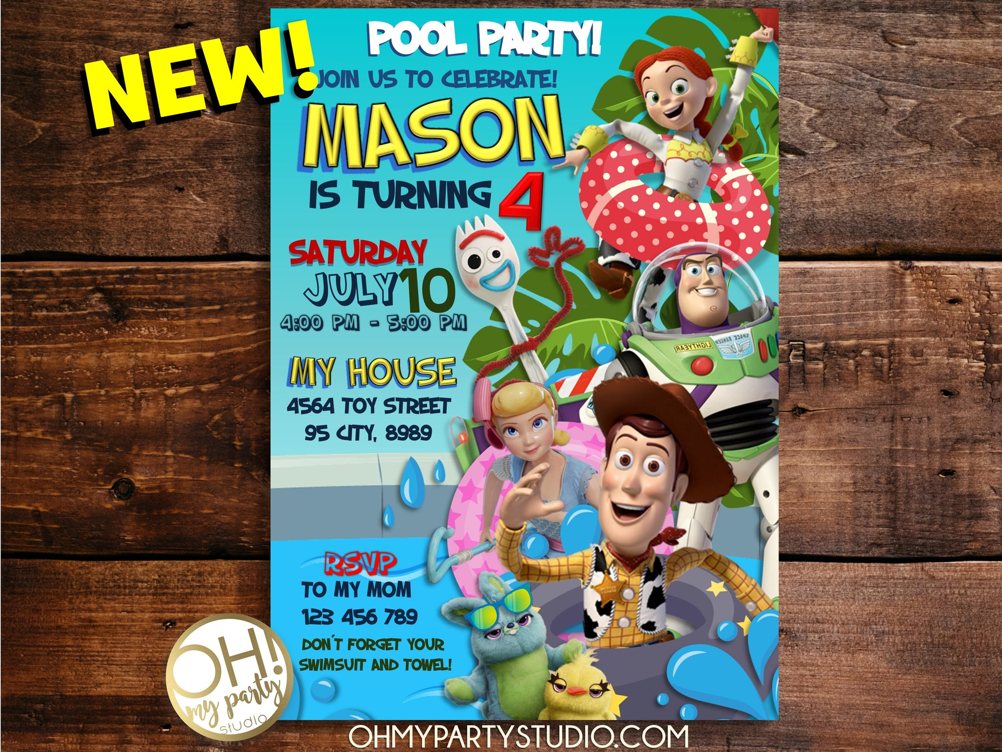 TOY STORY 4 POOL PARTY INVITATIONS, TOY STORY PARTY IDEAS, TOY STORY 4 BIRTHDAY PARTY, TOY STORY 4 POOL PARTY, TOY STORY 4 POOL PARTY INVITATION, TOY STORY 4 BIRTHDAY PARTY INVITATION, TOY STORY 4 INVITE , TOY STORY 4 INVITATIONS, TOY STORY 4 PARTY, TOY STORY 4 CARD, TOY STORY 4 BIRTHDAY, FORKY INVITATION, FORKY INVITATIONS, FORKY PRINTABLES, FORKY PARTY, FORKY BIRTHDAY, FORKY INVITATIONS