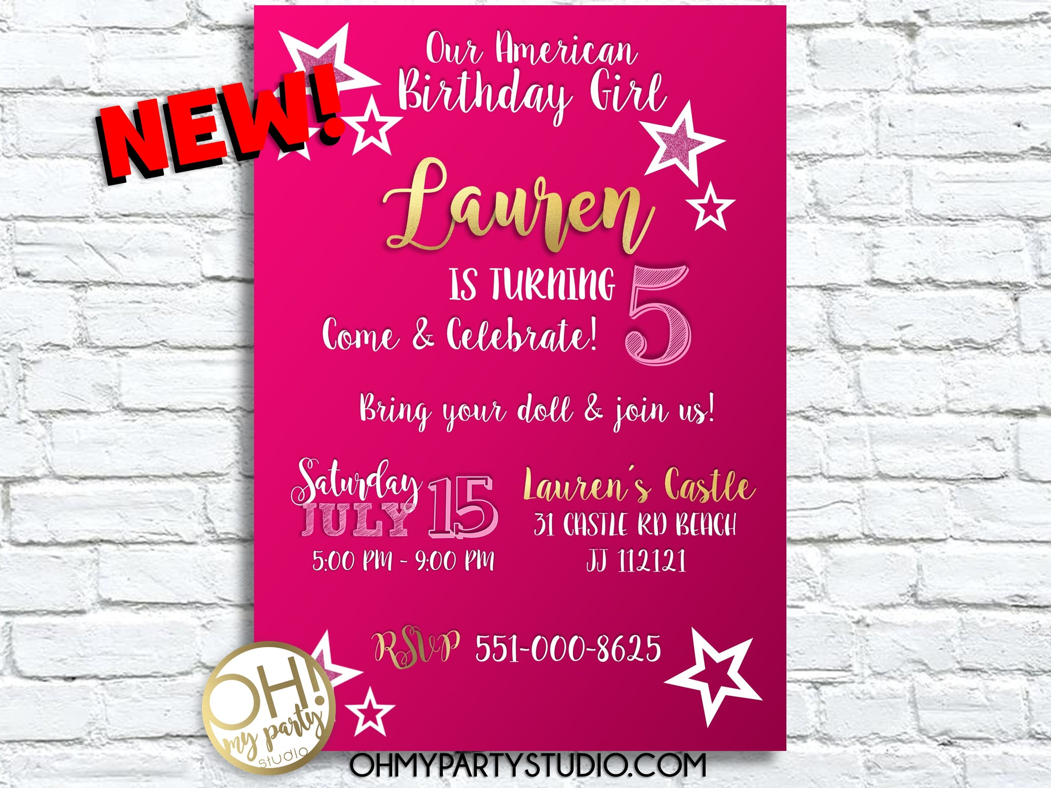 AMERICAN GIRL BIRTHDAY PARTY, AMERICAN GIRL BIRTHDAY INVITATION, AMERICAN GIRL INVITE, AMERICAN GIRL DIGITAL INVITATION, AMERICAN GIRL INVITATION, AMERICAN GIRL INVITATIONS, AMERICAN GIRL PARTY IDEAS, AMERICAN GIRL PARTY, AMERICAN GIRL BIRTHDAY