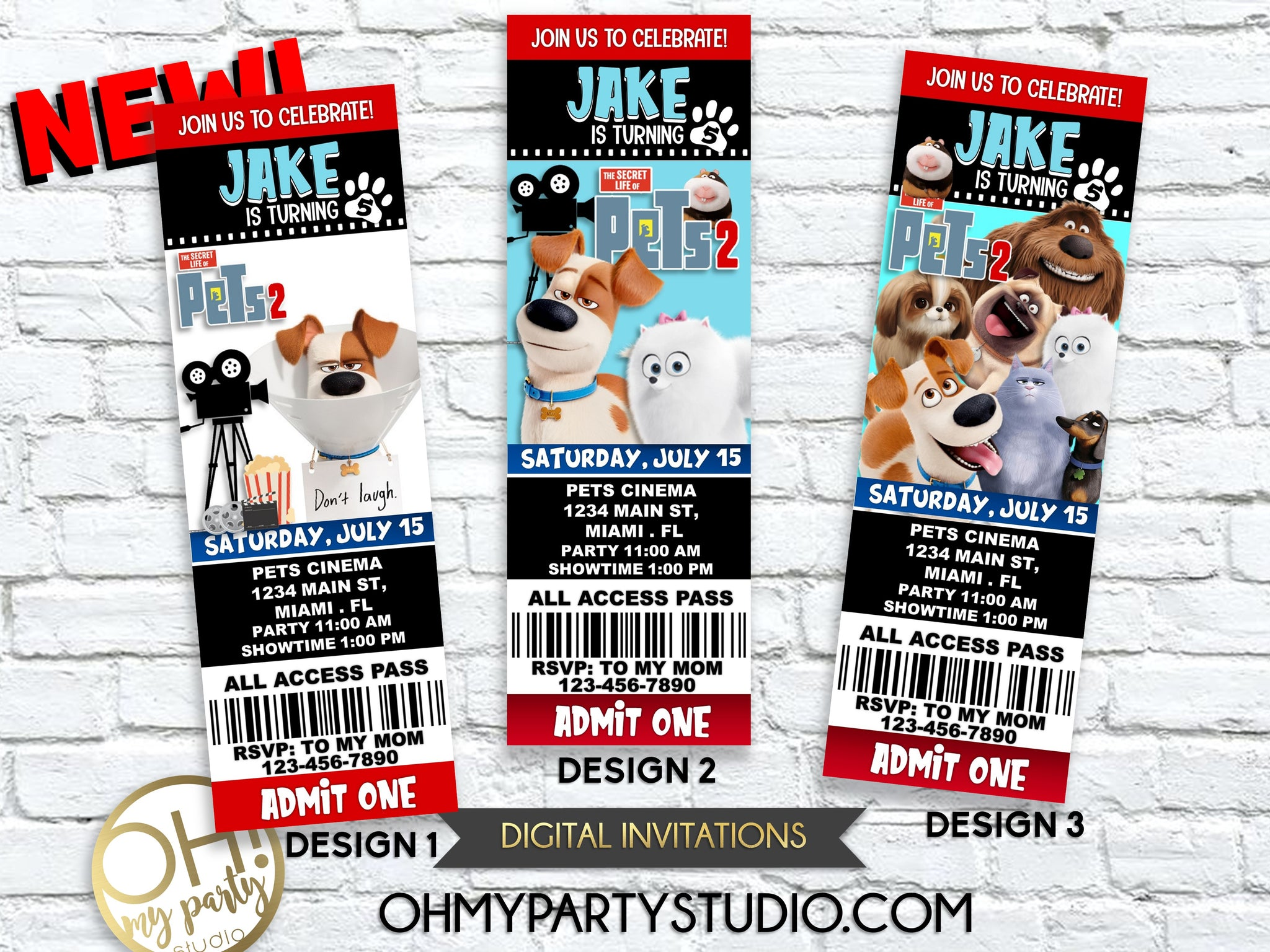 Printable The Secret Life of Pets 2 Birthday Party Invites. Printable The Secret Life of Pets 2 Birthday Party Invites. Secret Life Of Pets 2 Invitation for Birthday Party,Secret Life Of Pets 2 birthday invitation, Secret Life Of Pets 2 invitations, ticket, PETS 2 TICKET INVITATION, PETS 2 INVITATION, PETS 2 INVITE, PETS 2 BIRTHDAY PARTY, PETS 2 PARTY, PETS 2 BIRTHDAY, PETS 2 CARD, PETS 2 PARTY PRINTABLES