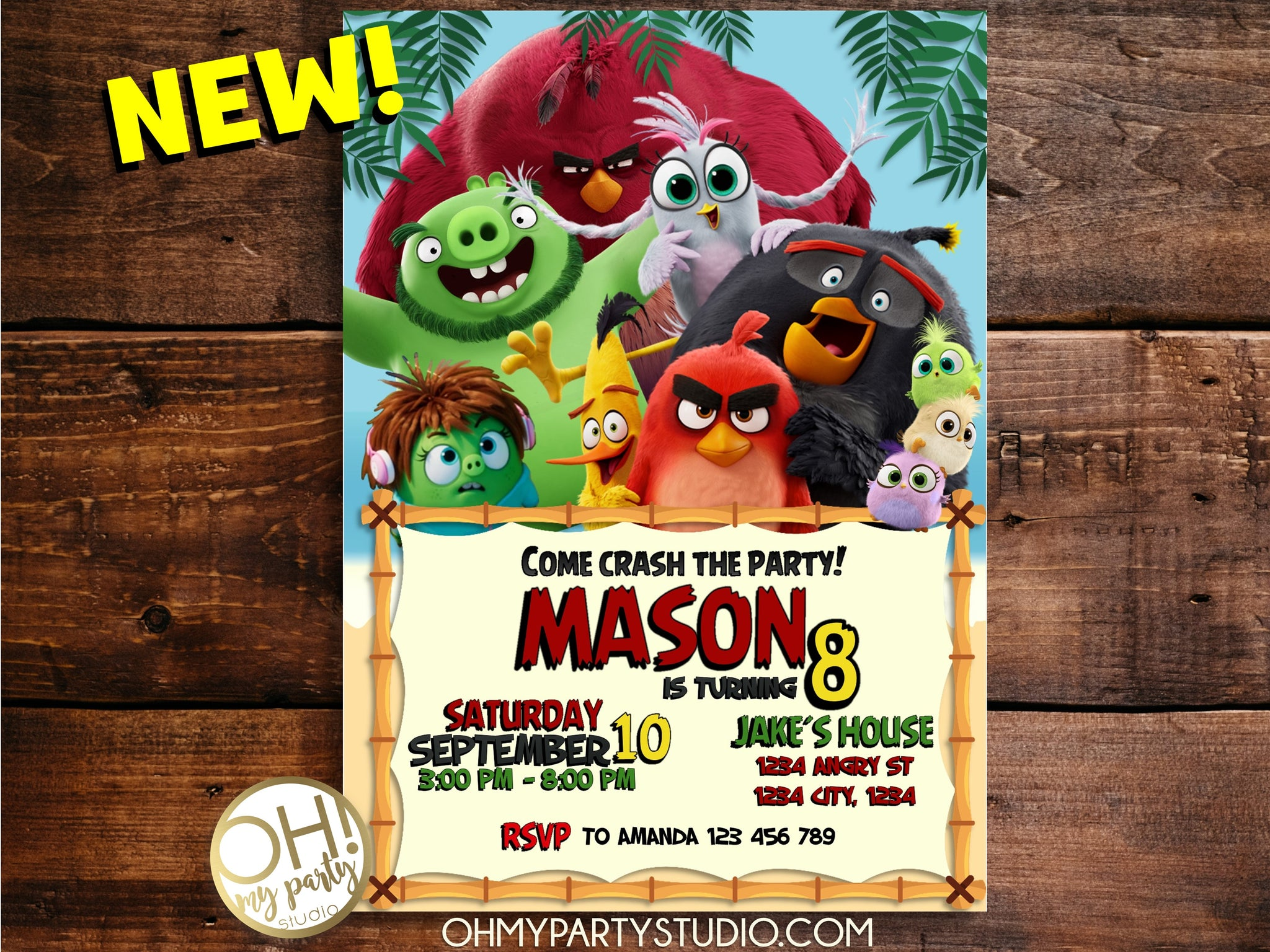 ANGRY BIRDS MOVIE INVITATION, ANGRY BIRDS 2 MOVIE INVITATION, ANGRY BIRDS 2 INVITATION, ANGRY BIRDS 2 INVITATIONS, ANGRY BIRDS 2 MOVIE INVITE, ANGRY BIRDS 2 PARTY, ANGRY BIRDS 2 BIRTHDAY, ANGRY BIRDS 2 MOVIE PARTY, ANGRY BIRDS 2 MOVIE PARTY, ANGRY BIRDS 2 PARTY DECORATIONS, ANGRY BIRDS 2 INVITE, ANGRY BIRDS 2 BIRTHDAY INVITATION, ANGRY BIRDS INVITATION DIGITAL