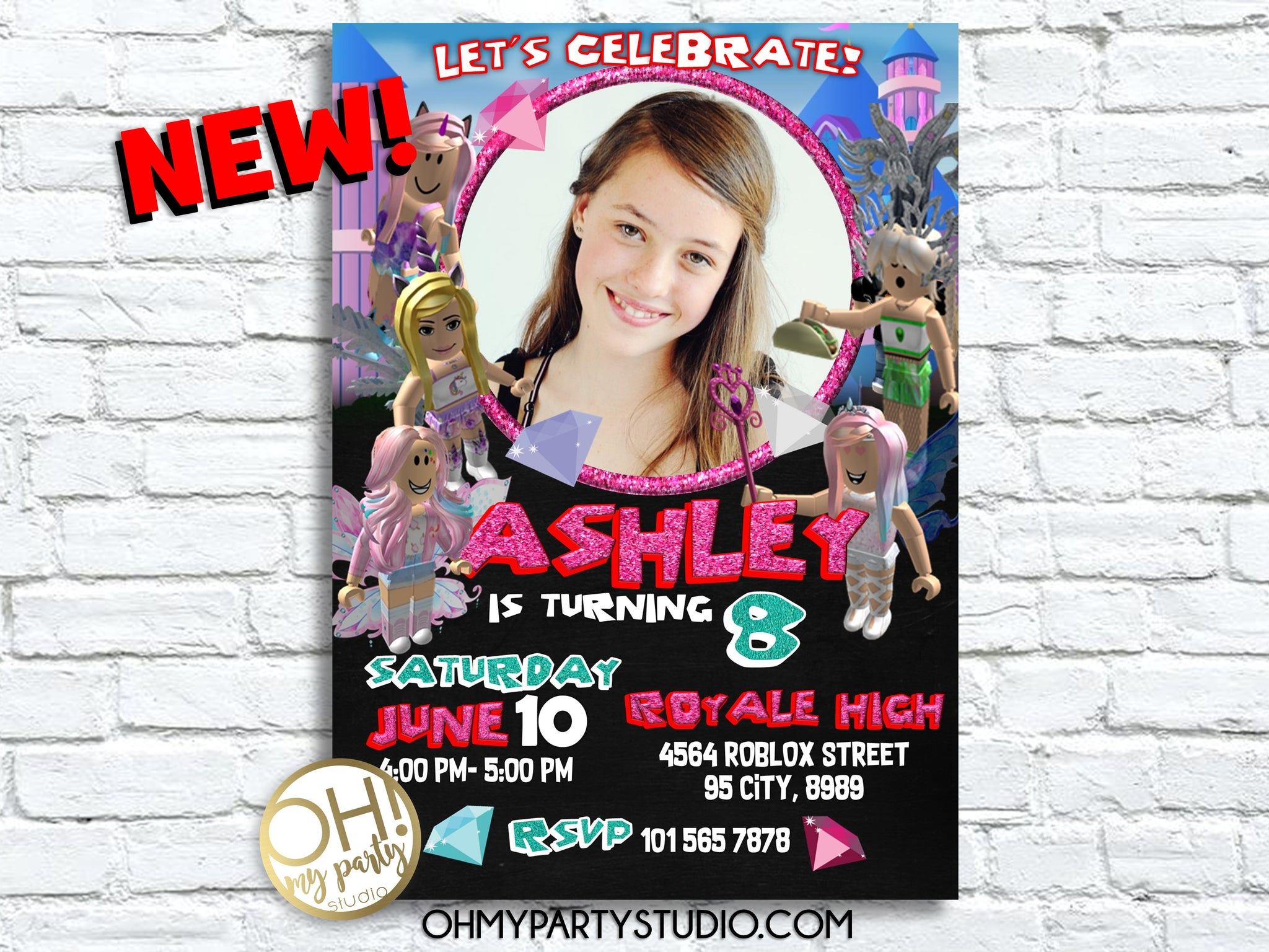 ROBLOX INVITATION FOR GIRL, ROBLOX GIRL INVITATION, ROBLOX GIRL PARTY, ROBLOX GIRL BIRTHDAY,ROBLOX BIRTHDAY PARTY INVITATION, ROBLOX BIRTHDAY PARTY, ROBLOX BIRTHDAY PARTY IDEAS, ROBLOX INVITATION, ROBLOX INVITE, ROBLOX BIRTHDAY, ROBLOX PRINTABLES, ROBLOX DECORATIONS, ROBLOX PARTY INVITE, ROBLOX PARTY, ROBLOX INVITATIONS, ROBLOX POOL PARTY, GAMES INVITATIONS