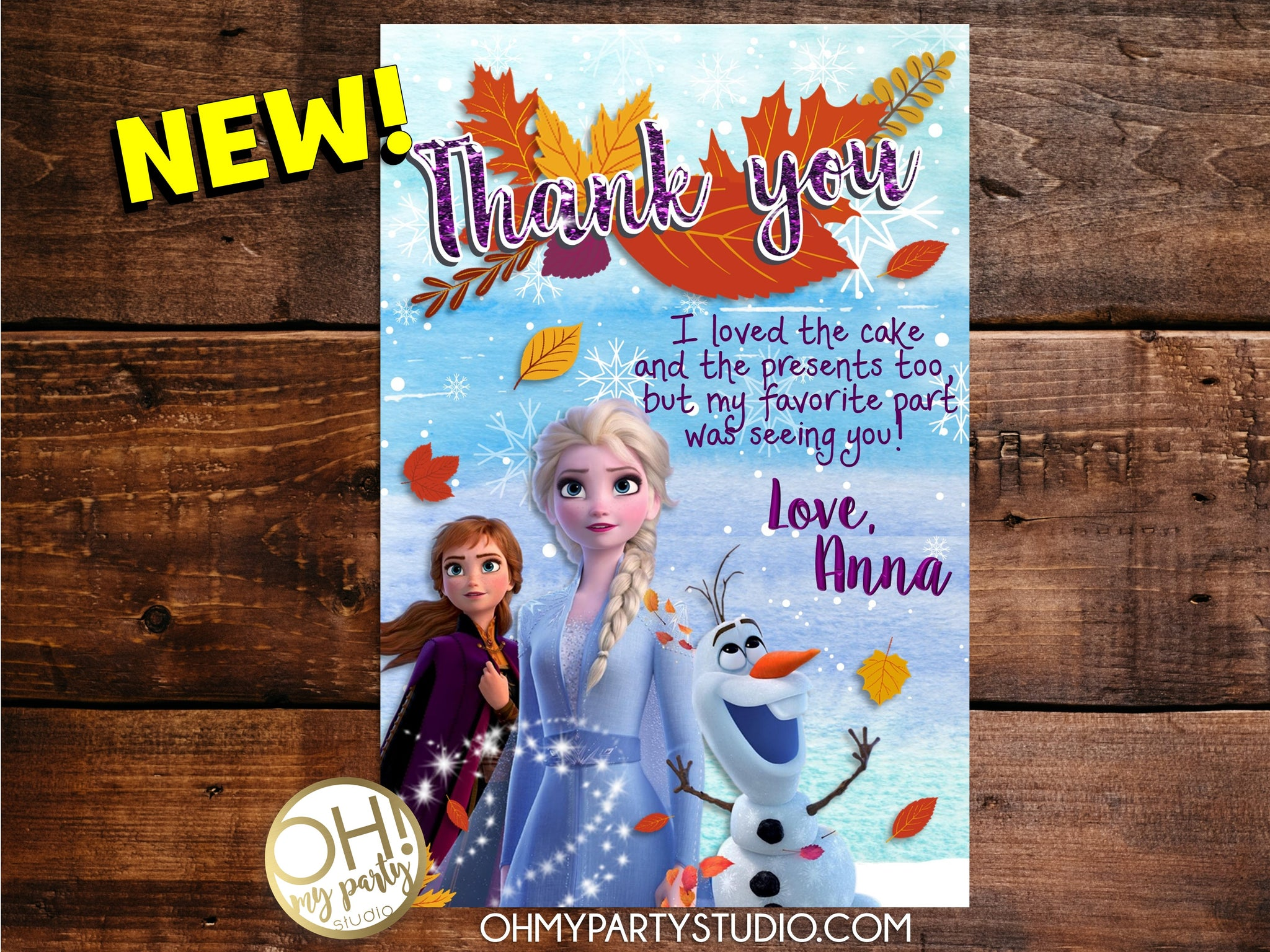 FROZEN 2 THANK YOU CARD, FROZEN 2 BIRTHDAY PARTY, FROZEN 2 PARTY, FROZEN 2 BIRTHDAY, FROZEN 2 BIRTHDAY PARTY, FROZEN 2 FAVORS, FROZEN 2 PARTY IDEAS, FROZEN 2 PARTY PRINTABLES, FROZEN 2 PARTY THEME, FROZEN 2 PARTY SUPPLIES, FROZEN 2