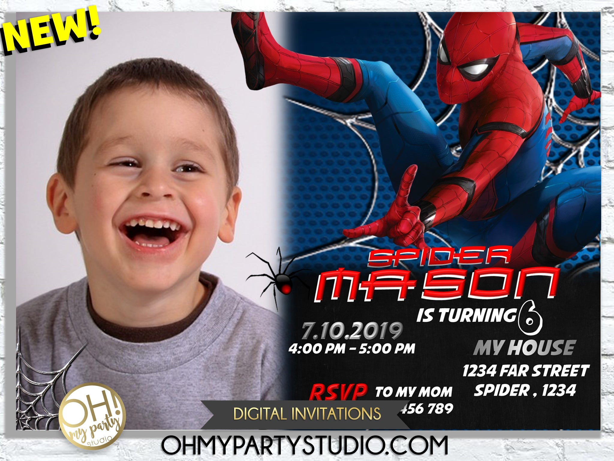 SPIDERMAN FAR FROM HOME INVITATION, SPIDER-MAN FAR FROM HOME INVITATION, SPIDERMAN FAR FROM HOME INVITATIONS, SPIDER-MAN FAR FROM HOME INVITATIONS, SPIDER FAR FROM HOME INVITE, SPIDER FAR FROM HOME INVITATIONS, SPIDERMAN FAR FROM HOME PARTY, SPIDERMAN FAR FROM HOME BIRTHDAY, SPIDERMAN FAR FROM HOME INVITE