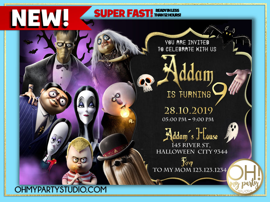 ADDAMS FAMILY BIRTHDAY PARTY INVITATION, ADDAMS FAMILY PARTY, ADDAMS FAMILY BIRTHDAY, ADDAMS FAMILY BIRTHDAY FAMILY, ADDAMS FAMILY INVITATION, ADDAMS FAMILY INVITATIONS, ADDAMS FAMILY PARTY IDEAS, ADDAMS FAMILY PARTY DECORATIONS, ADDAMS FAMILY DIGITAL INVITATION, ADDAMS FAMILY PARTY PRINTABLES, ADDAMS FAMILY INVITATIONS, ADDAMS FAMILY INVITE, ADDAMS FAMILY CARD