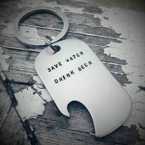 Bottle Opener Keyring #2