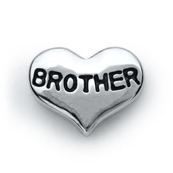 Brother Heart - Silver