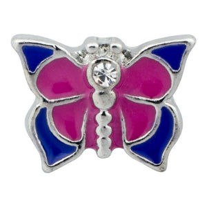 Butterfly - Pink and Purple