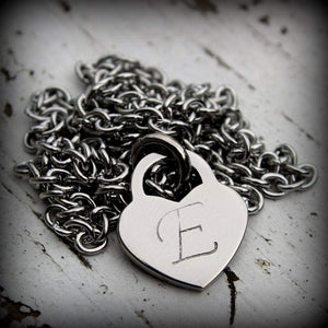 Locked Heart - Small