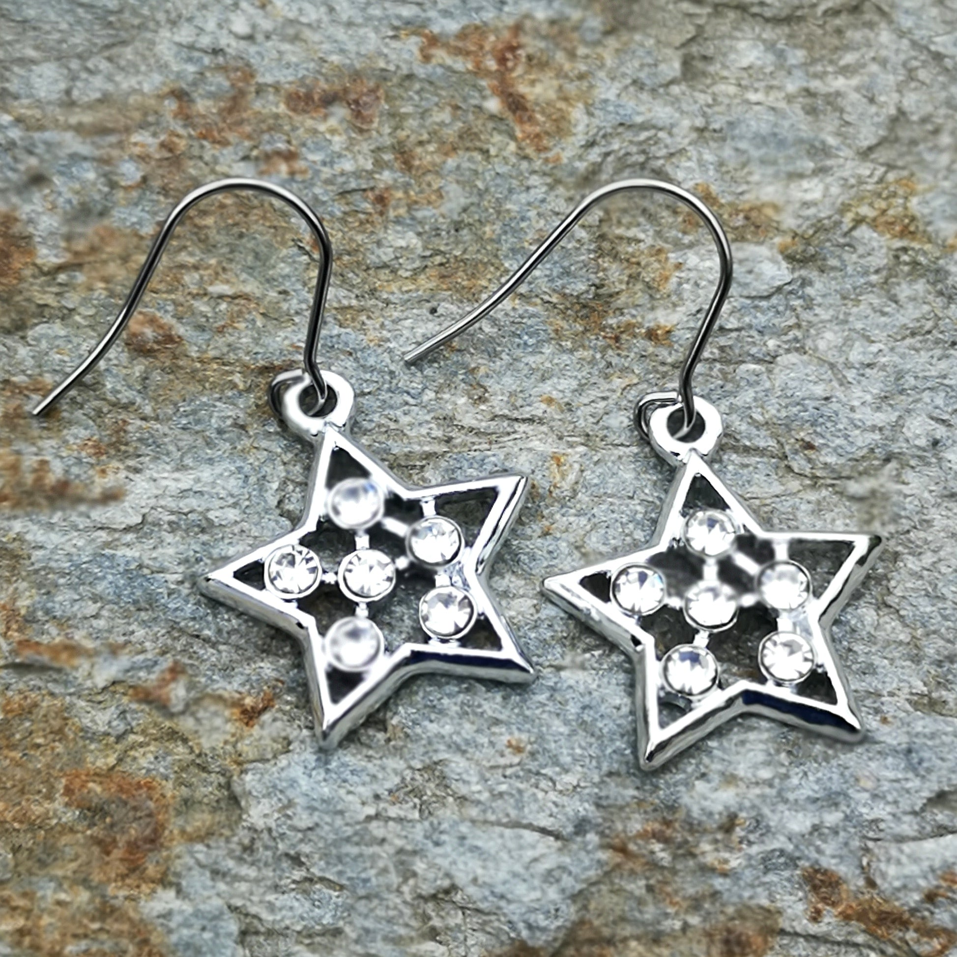 Star with Rhinestones
