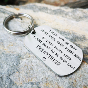 Last Everything Keyring