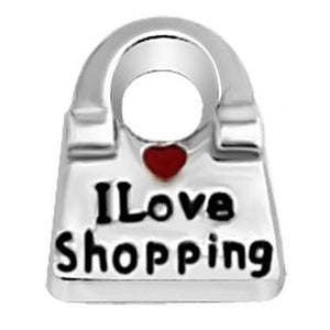 I Love Shopping Handbag