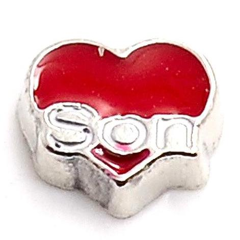 Son Heart - Red